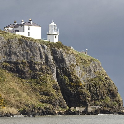 Grip-Bar Anchors Help Stabilise Historic Lighthouse Cliff Face